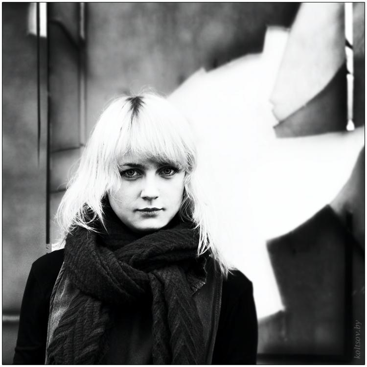 Алена Кольцова. Фото